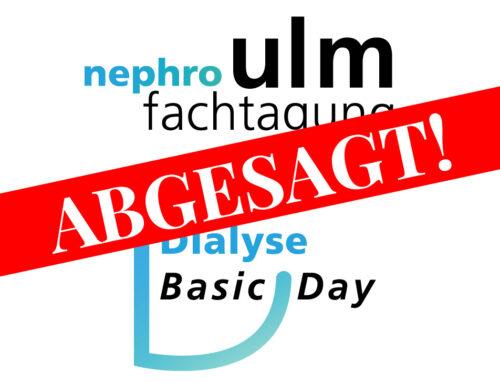 Abgesagt   Nephro Fachtagung & Dialyse Basic Day